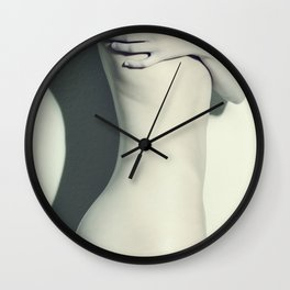 5789 Natasha Nude Self Love Wall Clock