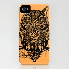 Warrior Owl 2 iPhone (4, 4s) Slim Case