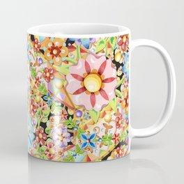 Boho Chic Millefiori Coffee Mug