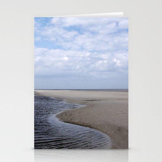the sea № 6 Stationery Cards