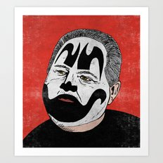 Rush Juggalaugh Art Print
