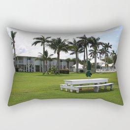 A Tarpon Afternoon Rectangular Pillow