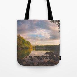 Sope Creek, Georgia Tote Bag