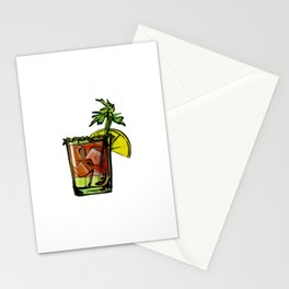 Bloody Mary Breakfast of Champions Stationery Cards