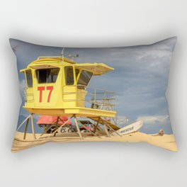 Rescue Rectangular Pillow