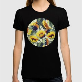 Sunflowers Forever T-shirt