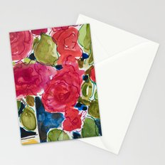 For the roses Stationery Cards