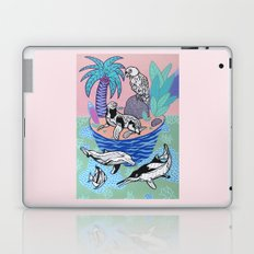 Tropical Island Laptop & iPad Skin