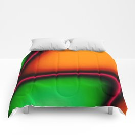 The Gala Abstract Comforters