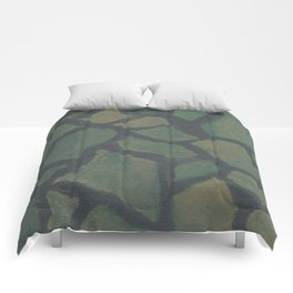 Turtle Leaf Comforters