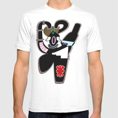 Laif MEDIUM Mens Fitted Tee White