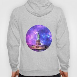 space Statue of Liberty Hoody