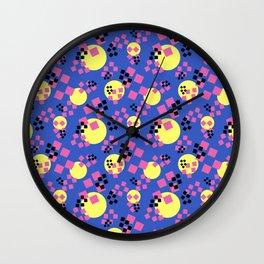 Minimalism Brights  Wall Clock