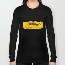 Discarded gum wrapper Long Sleeve T-shirt