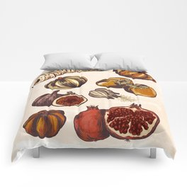 Fall Produce Comforters