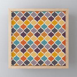 Moroccan Fall 2 Framed Mini Art Print