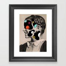 Powerballs (2017) Framed Art Print