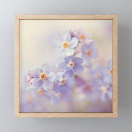spring fever Framed Mini Art Print