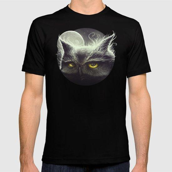 Owl & The Moon T-shirt