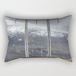 Powerfulness Rectangular Pillow