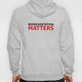 Representation Matters Hoody
