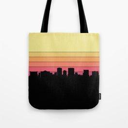 El Paso Skyline Tote Bag