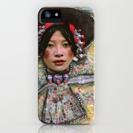 A Life of Whimsy iPhone Case