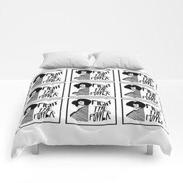 Fight the Power: Angela Davis Comforters