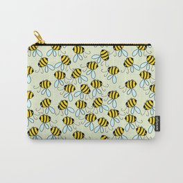 Bumble Bees of Summer Carry-All Pouch