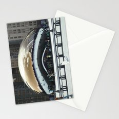 bean to cloud-gate recently? Stationery Cards