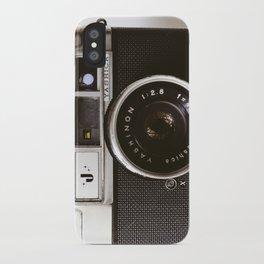 Camera II iPhone Case