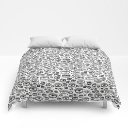 Eye Lash Comforters