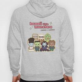 Kawaii Little Monsters Series 1 Group Hoody