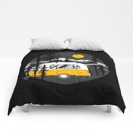 Camper Van Comforters