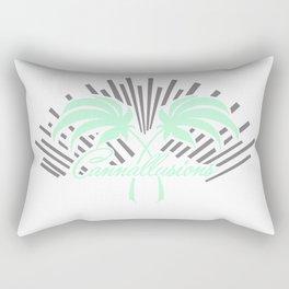 Tropi Canna Rectangular Pillow