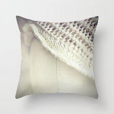 Make it. Throw Pillow