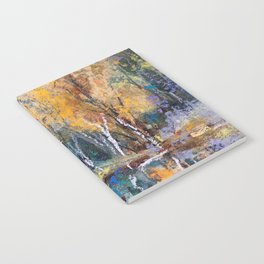 The Pond's Reflections Notebook