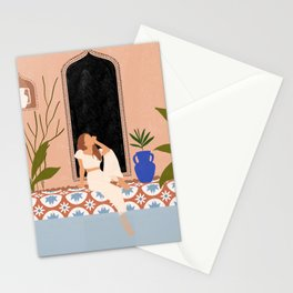 Pool Day  Stationery Cards