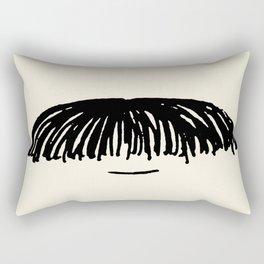 Dad Moustache Rectangular Pillow
