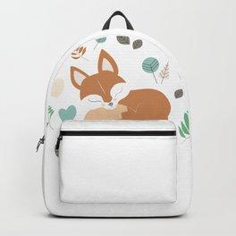 Sleeping Fox Backpack