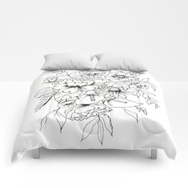 Botanical Bouquet Comforters