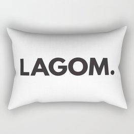 Lagom. Rectangular Pillow