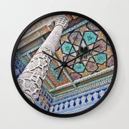 Wonders of the Silk Road - Khiva Wall Clock