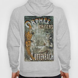 Vintage poster - Orphee aux Enfers Hoody