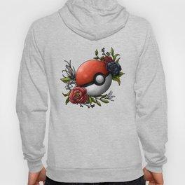 Catch 'Em - Pokeball Hoody