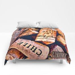 Cork You Comforters