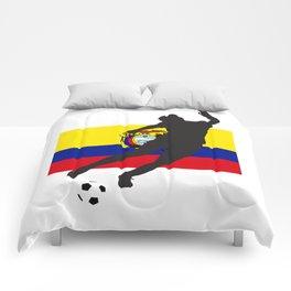 Ecuador - WWC Comforters