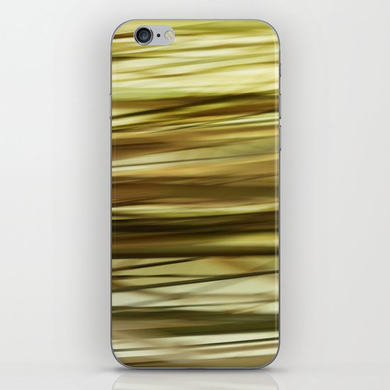 Lost In Grass iPhone & iPod Skin