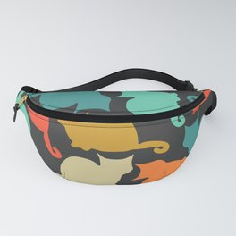 Cats and kittens Fanny Pack