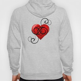 Flourished Heart Hoody